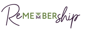 Remembership Program logo